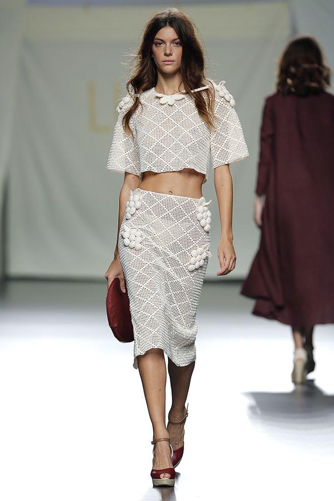 Luke Leandro Cano - Luke Leandro Cano Primavera Verano 2016 Madrid Fashion Week - TELVA.com