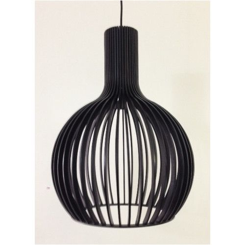 It would depend on the bed - though black could also work in the main bedroom... $166 each  Fiorentino Lighting Guarin 1 Light Pendant