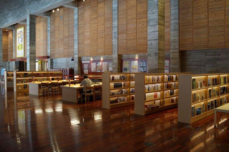 Shimane Arts Center - Le grand Toit - Hiroshi Naito