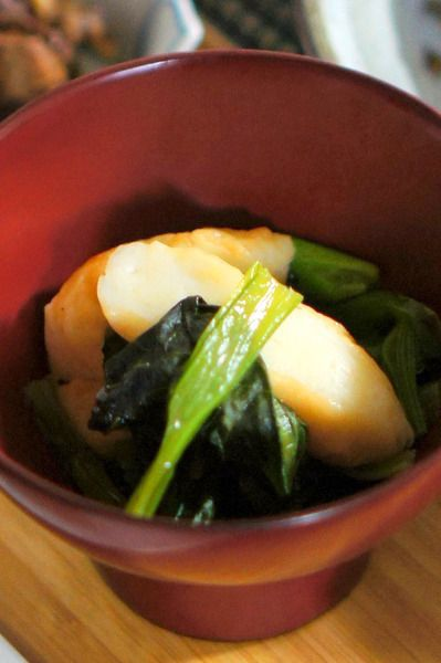 小松菜と笹かまぼこの煮浸し by manngoさん | レシピブログ - 料理 ...
