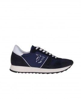 #Sconto del 40% su #Sneakers Trussardi Jeans in tessuto nuova collezione autunno inverno