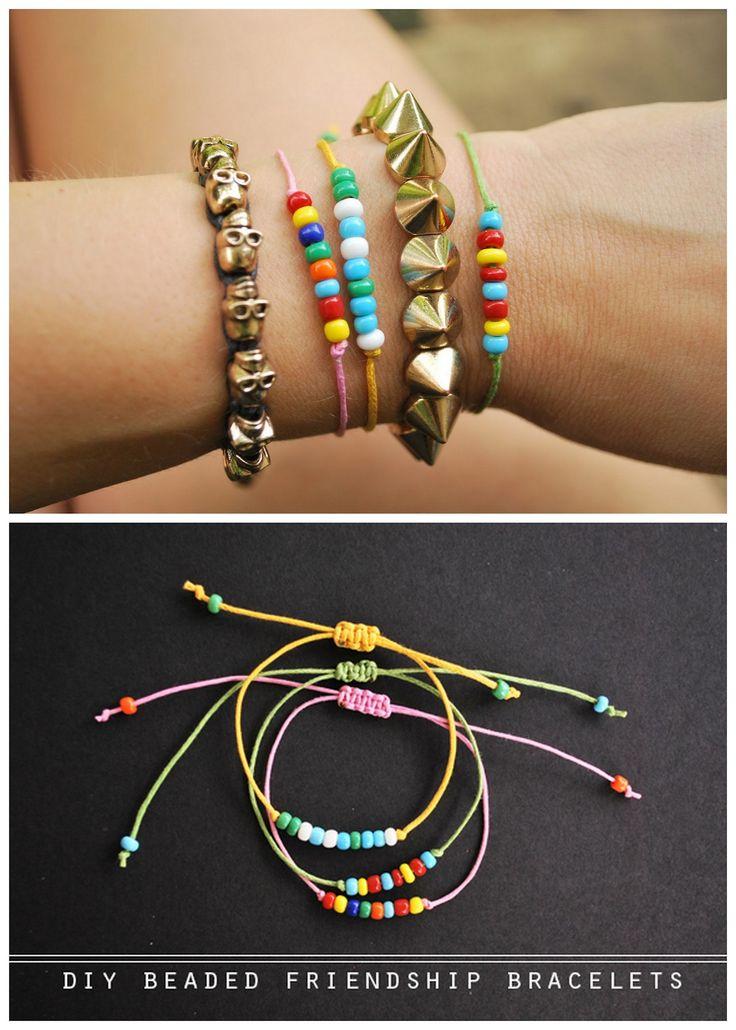 25 best unique friendship bracelets ideas on