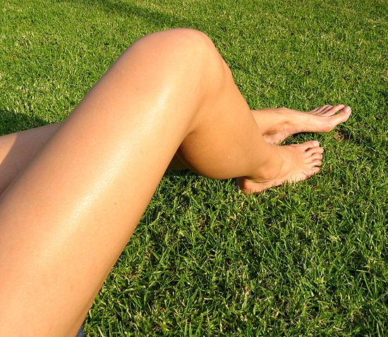 How to Get Smooth Legs 7 steps and pretty basic! #lazygirlbeauty