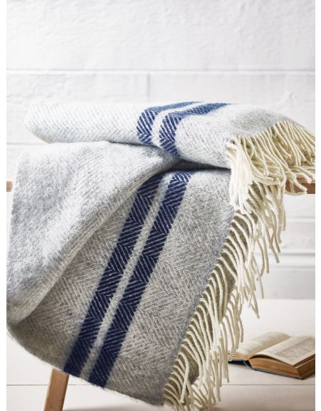 Luxury Throws, Faux Fur, Cotton & Wool Sofa & Bed Throws & Throw Blankets