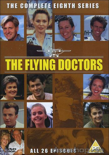 The Flying Doctors series 8