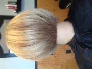 Stacked bobs, Short bobs and Bobs on Pinterest