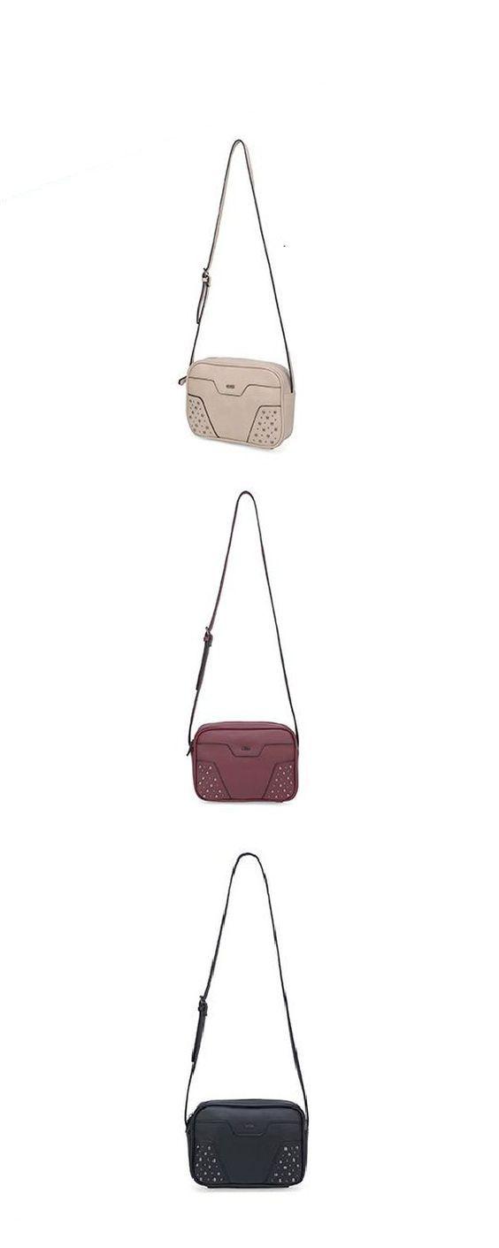 Bolsa Feminina Pequena Tiracolo Margot Gash Alca Transversal linda bolsa  Confeccionada em material sintético de qualidade ela pode s… 1ed04751006