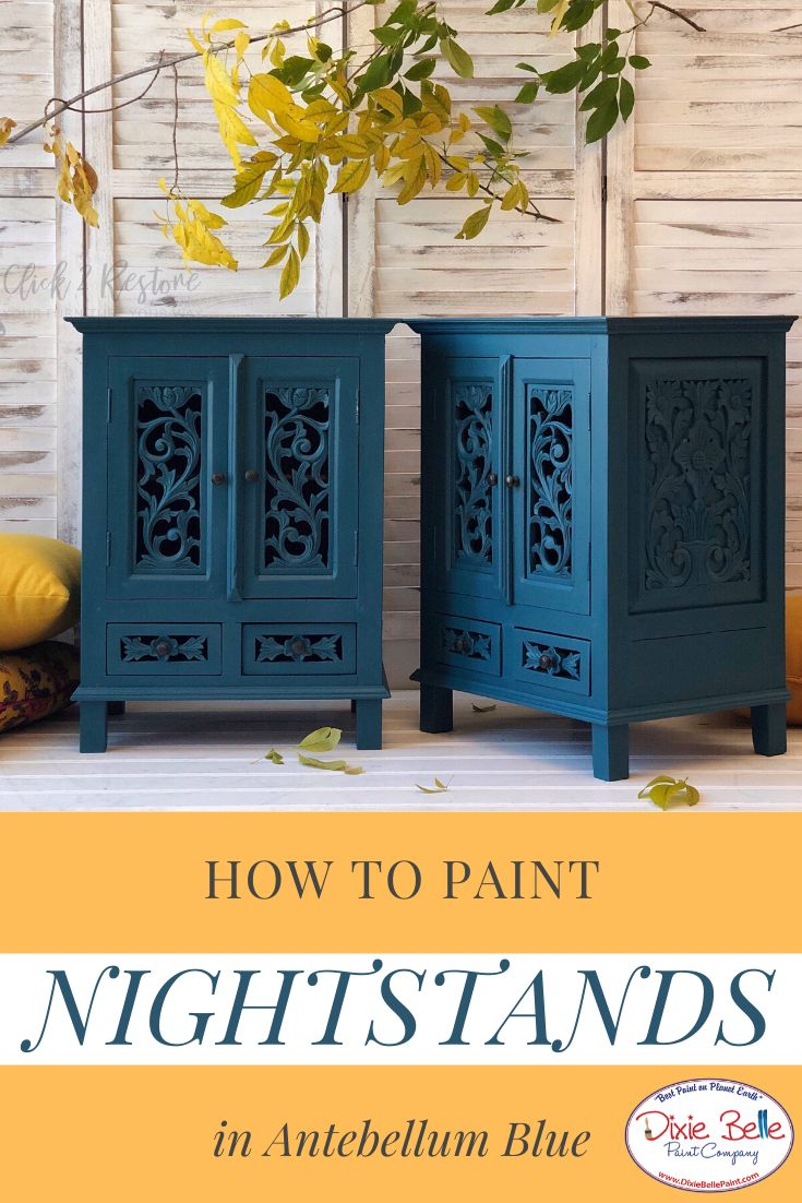 Read this blog and learn how to paint matching blue