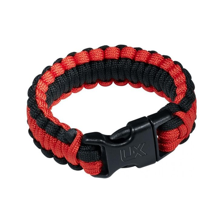 Umarex RB One Bracelet / Rettungsarmband rot-schwarz M
