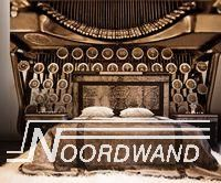 Noordwand - Steampunk . Behang verkrijgbaar bij Deco Home Bos in Boxmeer. www.decohomebos.nl