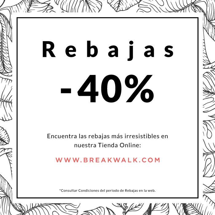 Hola JULIO ♒ ⇢ Iniciamos REBAJAS ▶️ Las rebajas más irresistibles en nuestra Tienda Online. ¡Descúbrelas!
