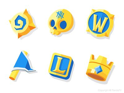 Game icons Part1