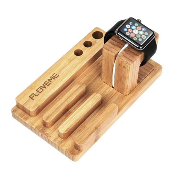 Multifunctional Holder For iPhone And Apple Watch //Price: $27.18 & FREE Shipping //     #hashtag4