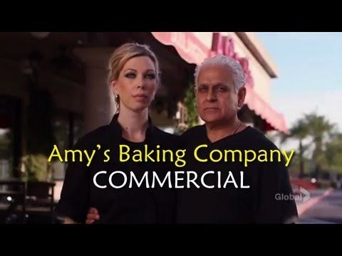 Amy's Baking Company Commercial (NSFW) Come to Scottsdale! Enjoy our service! If you don't like our food, go f*** yourself!