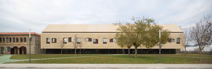 Galería de Centro Psiquiátrico / Vaillo+Irigaray Architects - 12