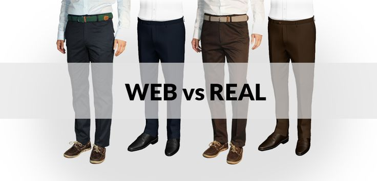 Tailor4Less offers a unique 3D designer tool that shows you how your designs will look like in real life. Discover our new fabrics and enjoy creating your own clothes with all your preferences. (http://www.tailor4less.com/en/men/custom-pants/)