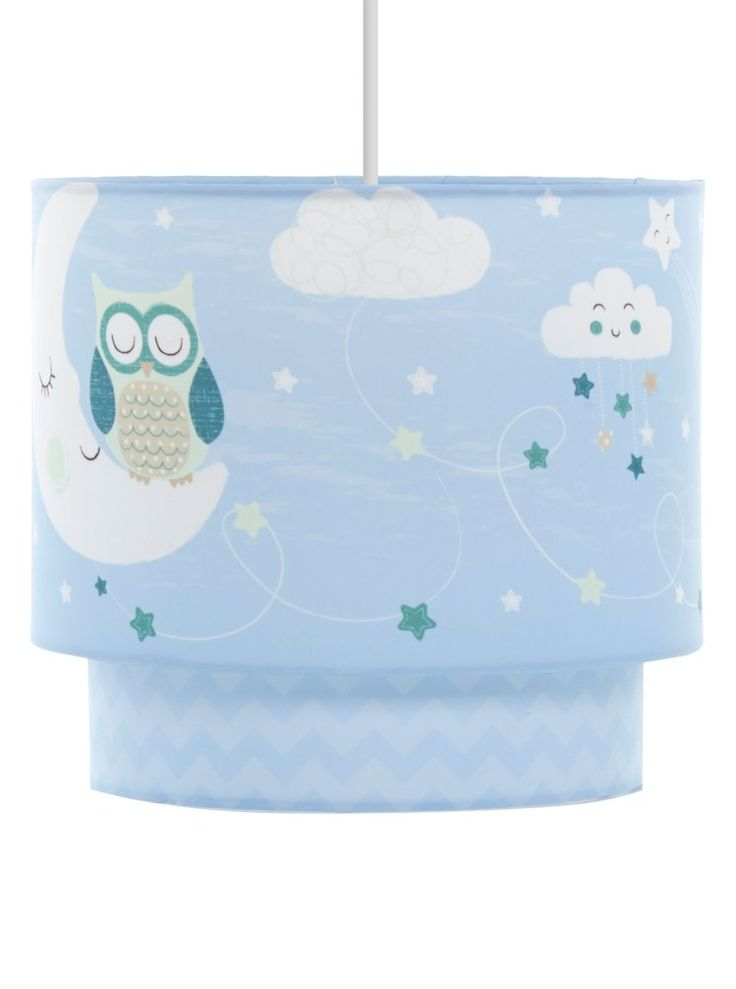 George Home Dreamy Owl Lightshade | Furnishings | ASDA direct