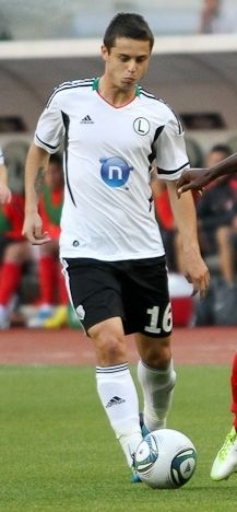 #ArielBorysiuk Midfielder