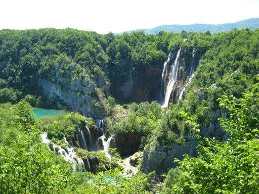 Плитвицкие озера  Хорватия 2014