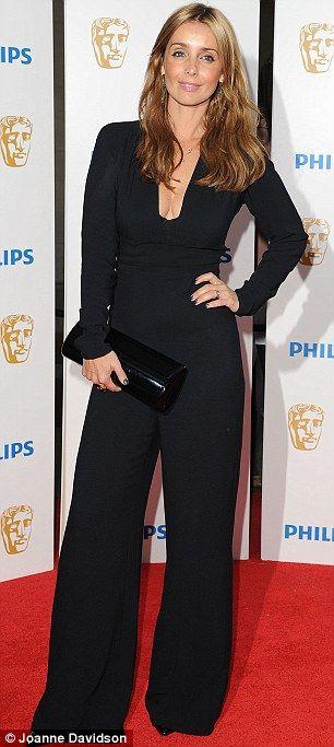 Louise Redknapp - Stella McCartney jumpsuit