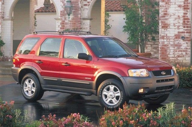 2003 Ford Escape Tire Size 4 Ford Escape Ford Tyre Size