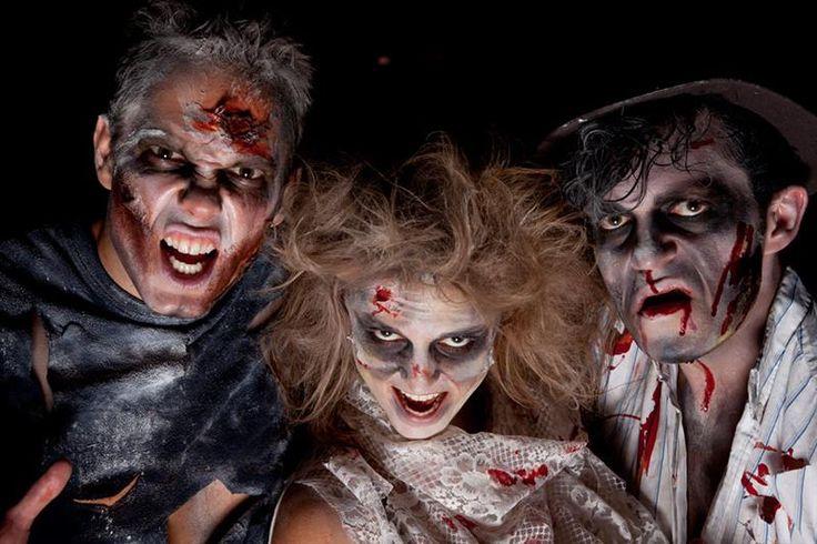 Самые страшные костюмы на хеллоуин от 10 лет