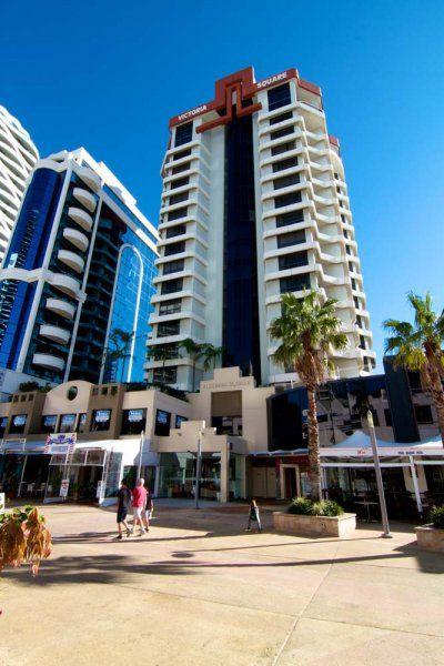 Victoria Square Apartments - The Apartment - Gold Coast Broadbeach Apartments