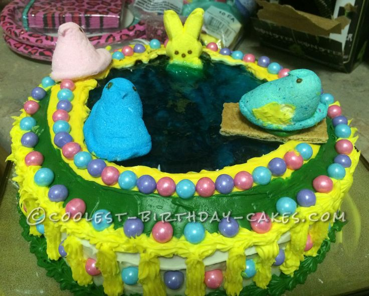 Easter Birthday Cake Images