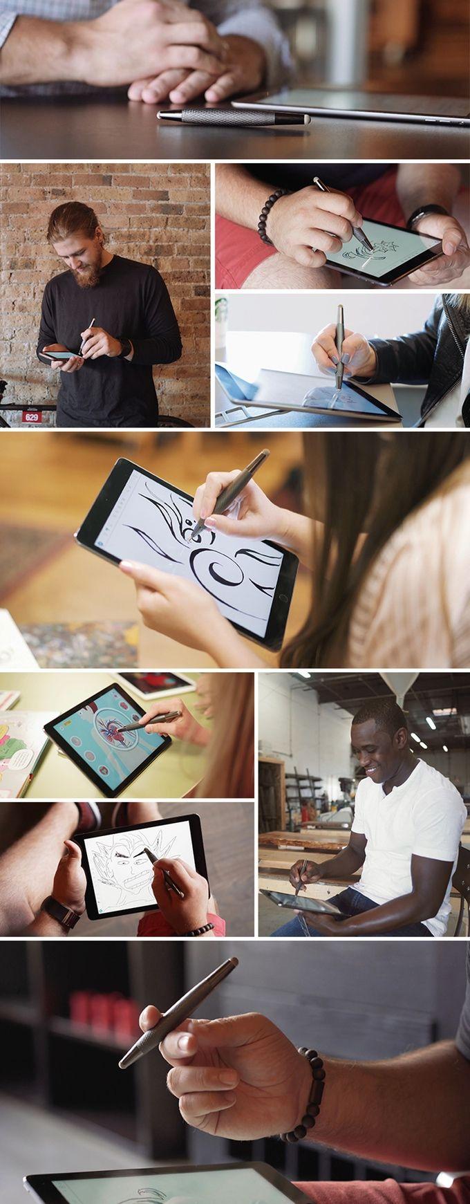 Flip! The World's Most Intuitive Smart Stylus by Lynktec — Kickstarter