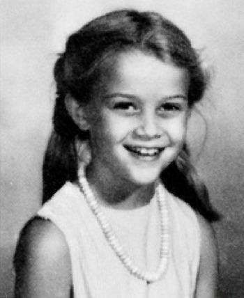 Cute Babies Who Grew Up to Be Movie Stars. Reese Witherspoon