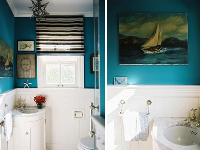 32 best paint colors images on pinterest for Peacock bathroom design