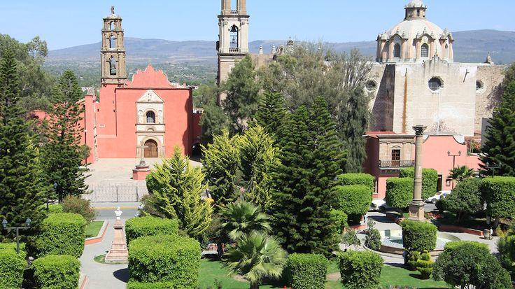 Huichapan, pueblo mágico de Hidalgo   Marco Beteta