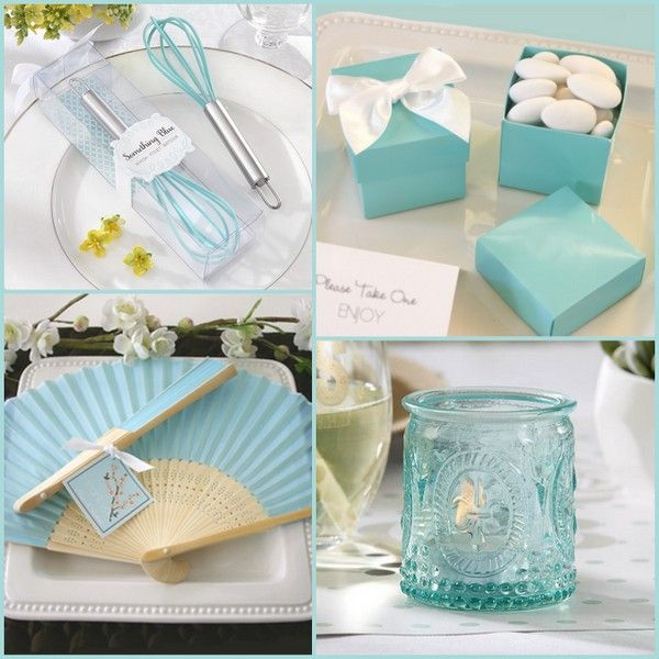 Something Blue Wedding & Party Favors from HotRef.com