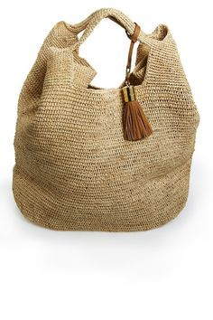 Beach bags are a must for those summer vacays, but they needn't be those fla…