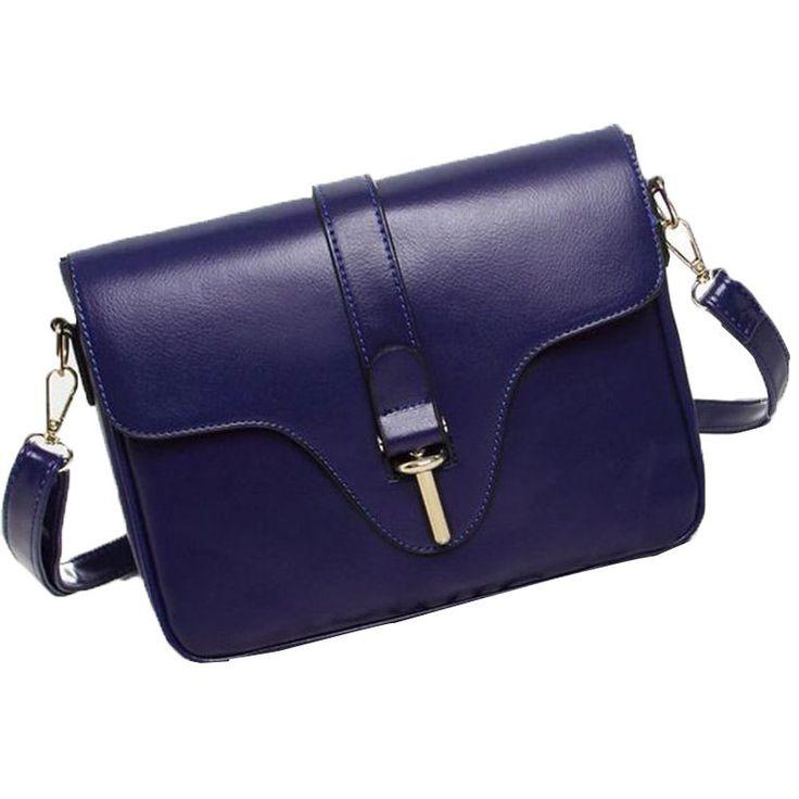 2015 New Brand designer women small messenger bag PU leather solid color shoulder bag fashion vintage girls evening party bag www.bernysjewels.com #bernysjewels #jewels #jewelry #nice #bags