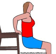 6 exercices simples pour se débarrasser des bras flasques