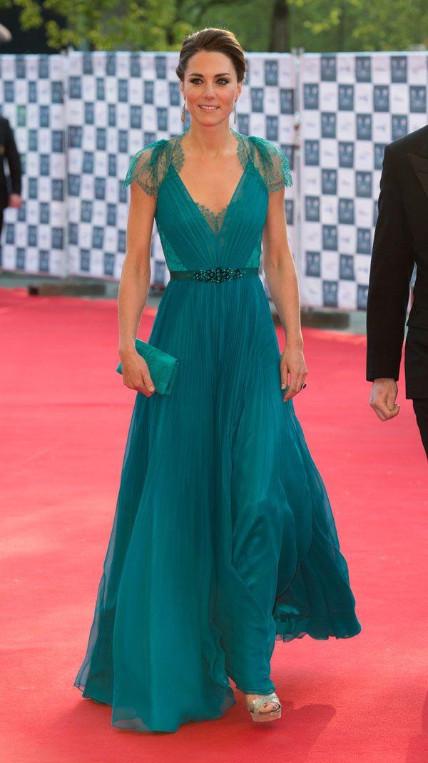 Una lección de estilo de la mano de Kate Middleton : El Rincón de Moda