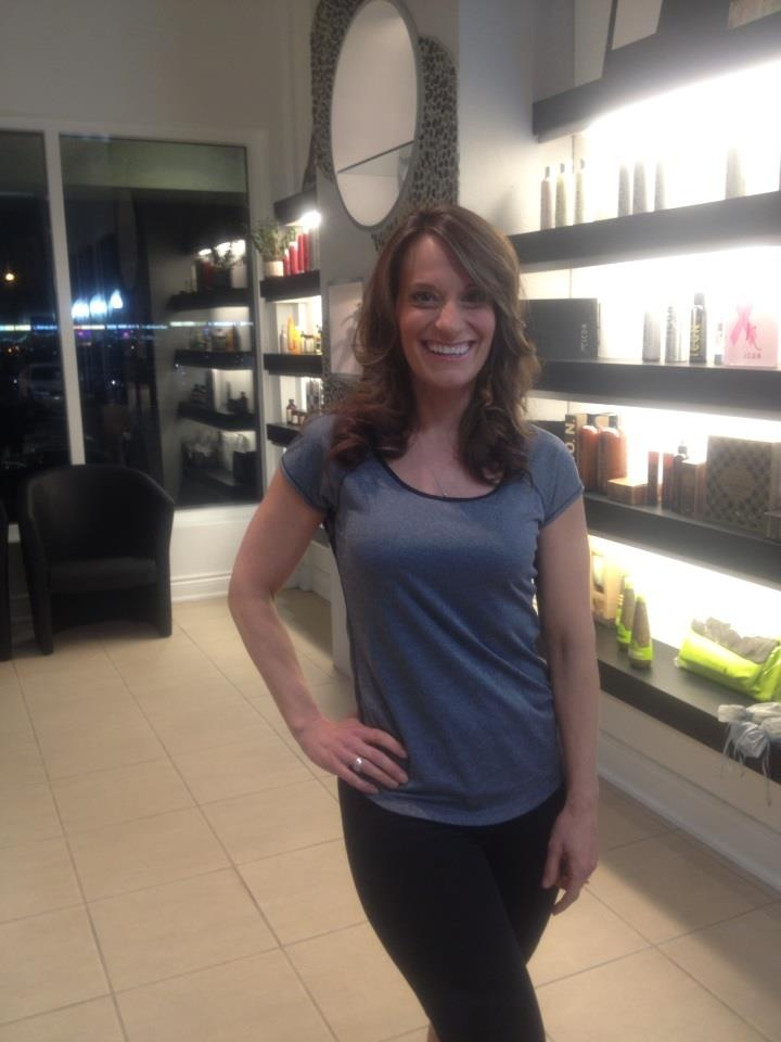 @Fit Your Style Jennifer Ettinger is ready for 2013 with her Hothead Extensions.  Looking amazing Jen!