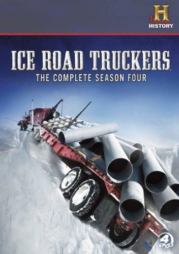 Jack Jesse & Lisa Kelly & The History Channel-Ice Road Truckers: Season 4