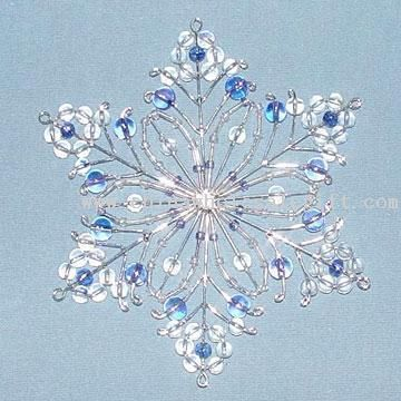 Assorted Snowflake Pendants Description and Picture, Reviews,Price Enquiry or Question for CWSG22978.