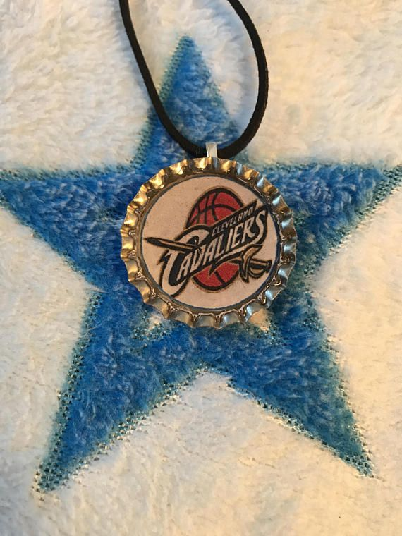 Cavaliers pendant necklace