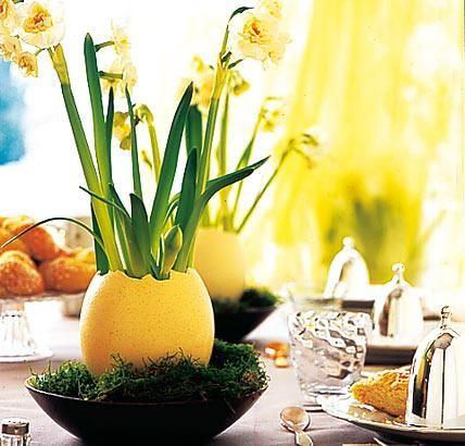 Húsvéti terítékek