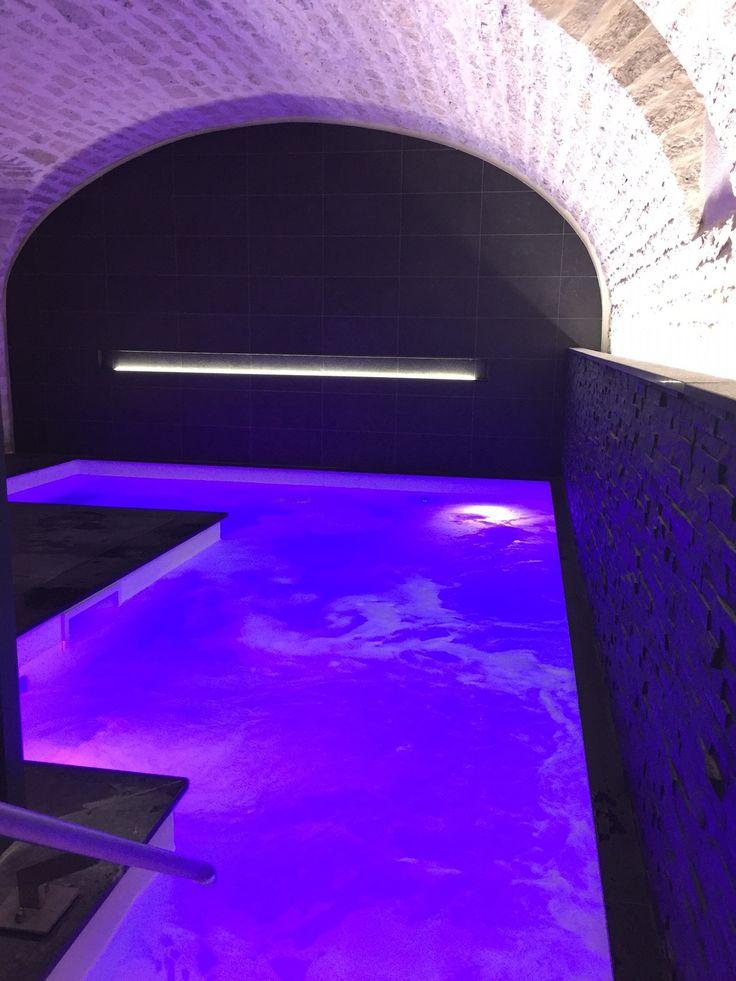 Wonderful SPA at Grand Hôtel La Cloche in Dijon tested by Emmanuelle du blog www.mygirlybourgogne.fr