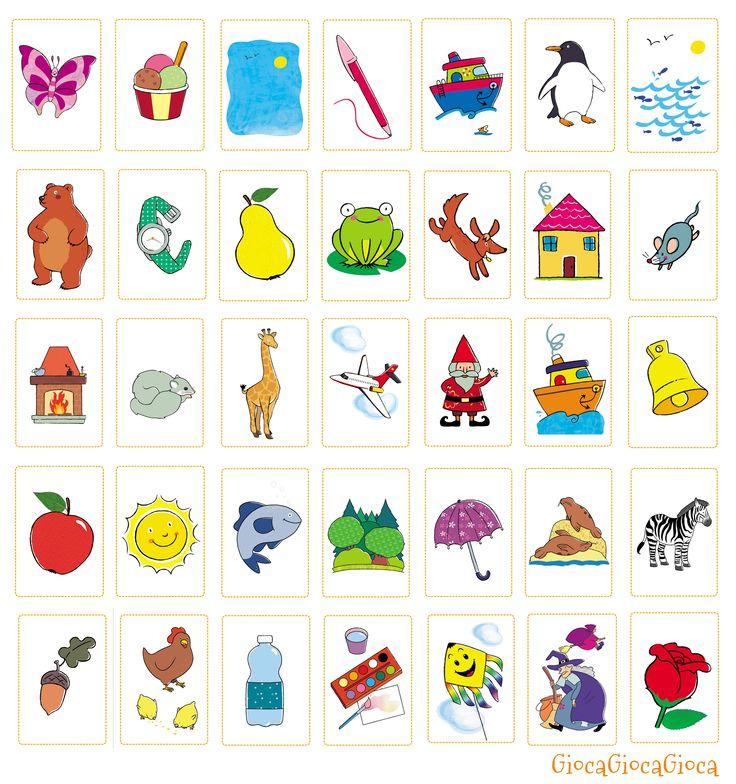 40 flashcards per imparare a scrivere e leggere. Scaricabili gratuitamente da  http://www.giocagiocagioca.com/2015/09/flashcard-per-le-maestre-ditaliano.html