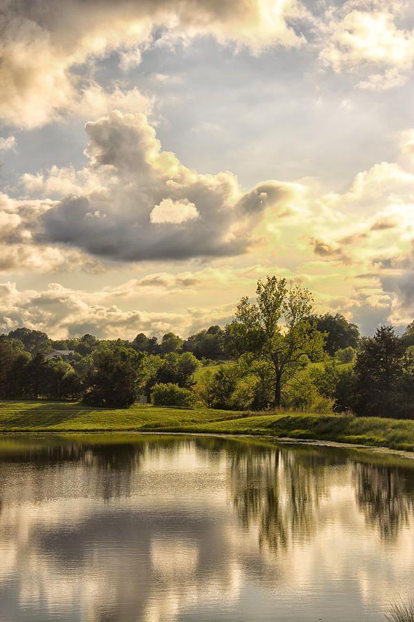 ✮ Broemmelsiek Park Lake - Wentzville, Missouri