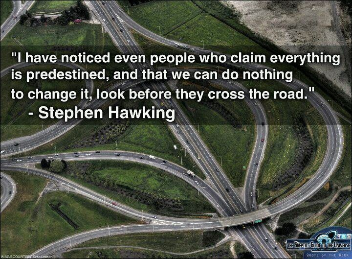 Stephen Hawking #quote #science