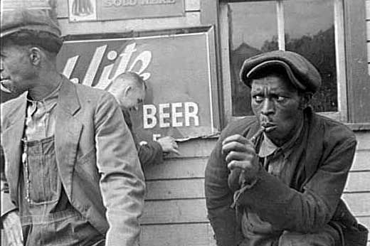 african americans portrayed in the media during the great depression Investigations of the african american press during the late media lagged far behind the many african american by the depression.
