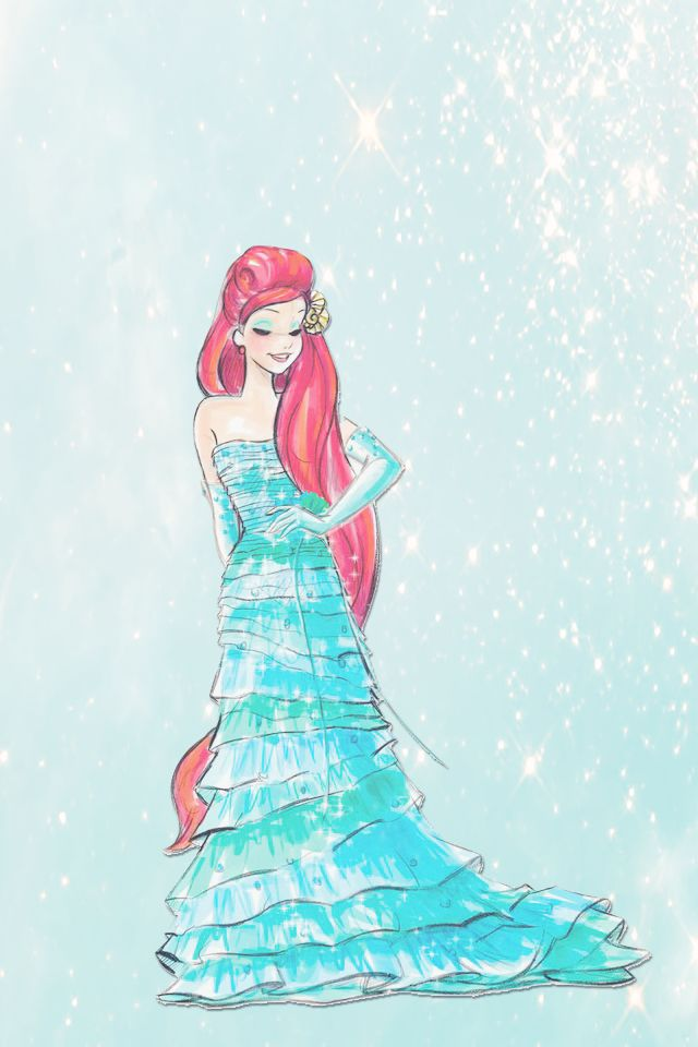 Designer Princess iphone backgrounds