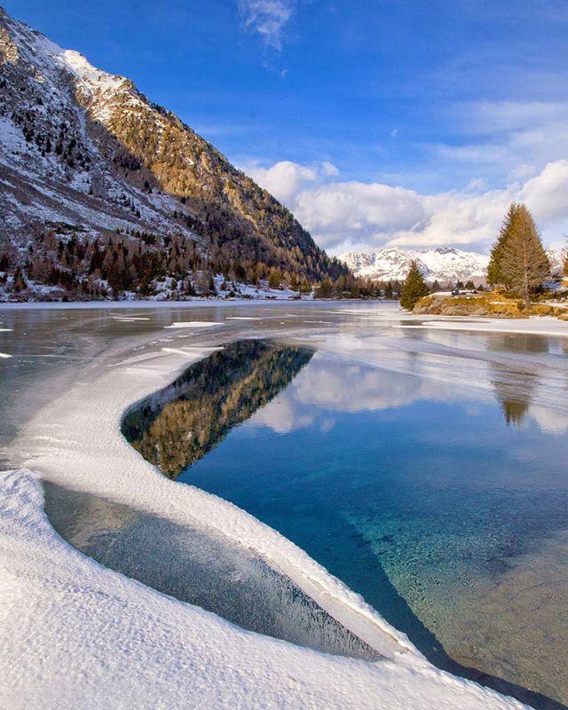 La magia del Lago Aviolo Valle Camonica