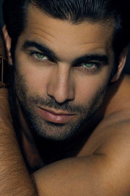 Handsome & Sexy /Hot Male Model /Ruben Cortada-Gideon Cross